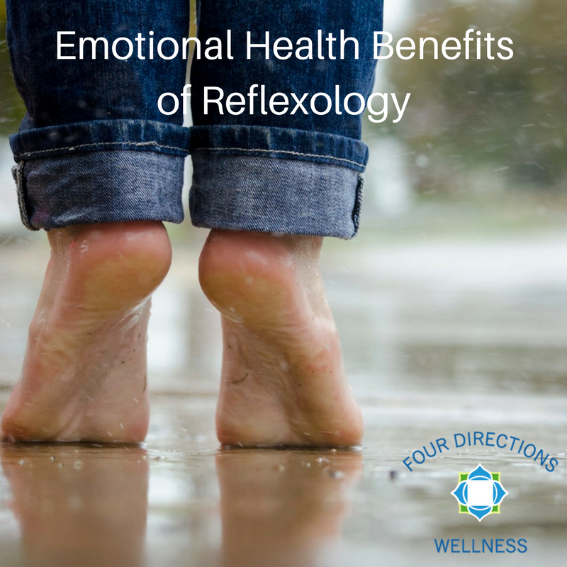 reflexology benefits which community mental health clients experience The future of health care in your community  welcome to the living choice wellness centre where  we invite you to come in today and experience the health.